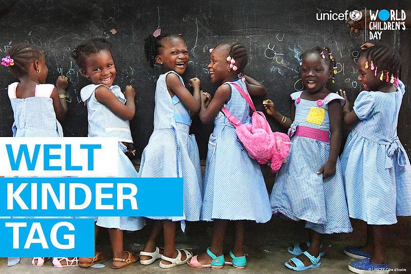 Unicef österreich Unicef Weltkindertag Kinder Und Jugendliche