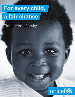 "Der Bericht ""For every child, a fair chance: The promise of equity"" als Download"
